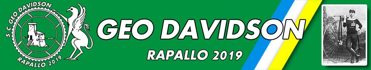A.S.D. Geo Davidson Rapallo 2019